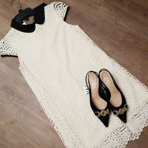 White lace dreee